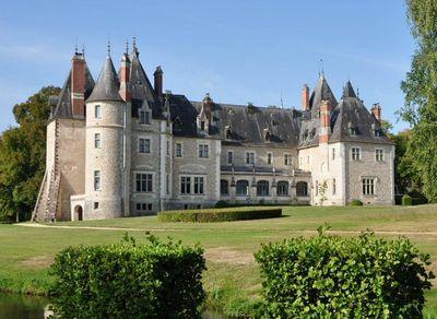 ... -Centre - Reportage carnet voyage étangs de Saint-Viâtre en Sologne